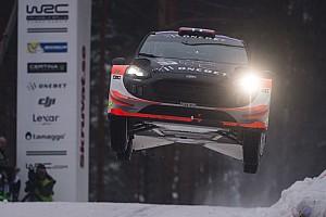 WRC Noticias de última hora Ostberg se ausentará en Córcega por falta de entrenamientos