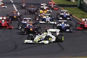 Formula 1 Top List Gallery: Remembering Brawn GP's debut win in 2009