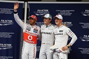 F1 Noticias de última hora GALERÍA: Mercedes y sus 75 poles position en F1