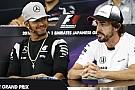 """10万车迷参与F1最受欢迎车手调查:汉密尔顿阿隆索""""打成平手"""""""