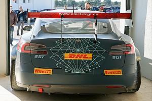 EGT Noticias de última hora El Electric GT define su primera temporada