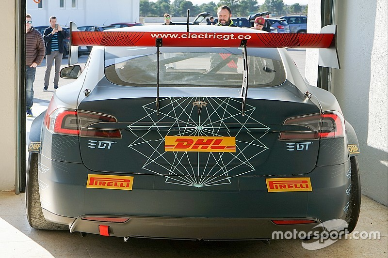 El Electric GT define su primera temporada