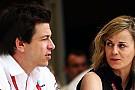 Fiocco azzurro in casa Mercedes: Toto Wolff è diventato padre