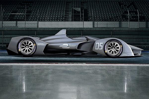 Formel E News Neues Formel-E-Auto: Erste Testfahrten für Oktober 2017 geplant