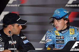 "IndyCar Entrevista Montoya avisa Alonso sobre desafio: ""Andar no tráfego"""