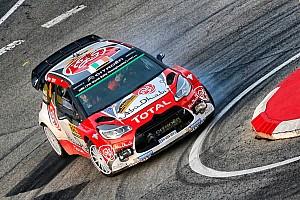 WRC Actualités Comment la DS3 WRC est venue au secours de Citroën