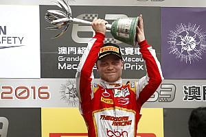 Le Mans Nieuws Rosenqvist maakt Le Mans-debuut met DragonSpeed