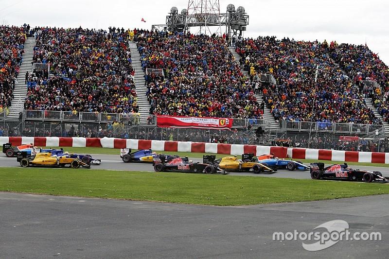 Dinding 'Wall of Champions' alami perubahan untuk GP Kanada