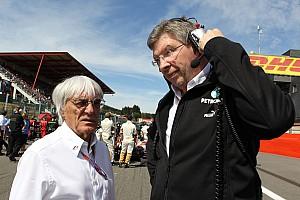 Formel 1 News F1-Sportchef Ross Brawn: