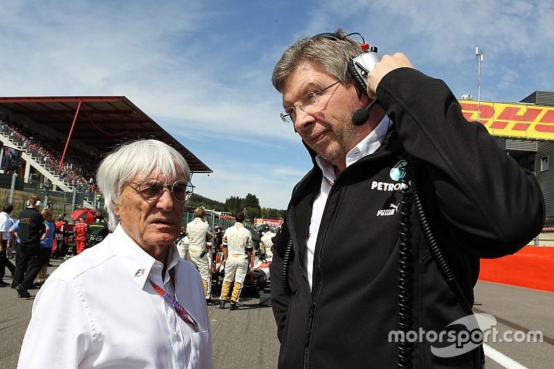 """F1-Sportchef Ross Brawn: """"Ich könnte mit Ecclestone nicht arbeiten"""""""