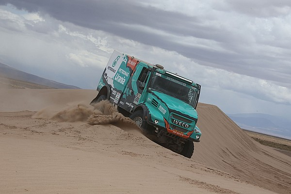 De Rooy rinuncia alla Dakar 2018 per correre l'Africa Eco Race