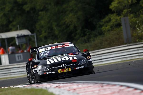 DTM Nieuws Juncadella krijgt reserverol bij Mercedes DTM-team