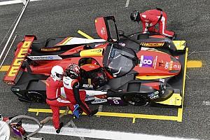 Le Mans News Sportwagen: Race Performance arbeitet nur noch auf Sparflamme