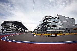 F1 2017 in Sochi: Die Wettervorhersage für den Grand Prix von Russland