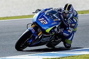 MotoGP News MotoGP 2017: Suzuki benennt Ersatzfahrer für verletzten Alex Rins