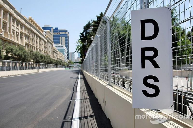 FIA отказалась увеличивать зоны DRS в 2017 году