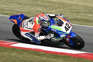 Moto2 Ultime notizie Il Kiefer Racing punta su Fuligni per sostituire Kent a Jerez