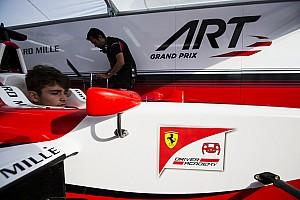 GP3 Новость Босс команды GP3 предостерег гонщиков от работы пилотами развития Ф1