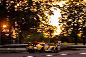 Le Mans Nieuws Taylor en Fässler completeren Le Mans line-up van Corvette    Racing