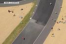 Multitudinaria caída en Moto3 con más de 15 pilotos implicados