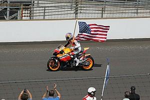MotoGP Reactions Indianapolis Motor Speedway berikan tribut untuk Hayden