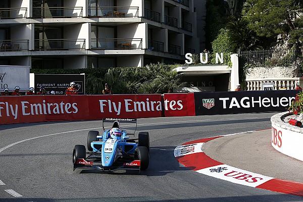 Formule Renault Actualités Deux podiums pour la Formule Renault Eurocup à Monaco