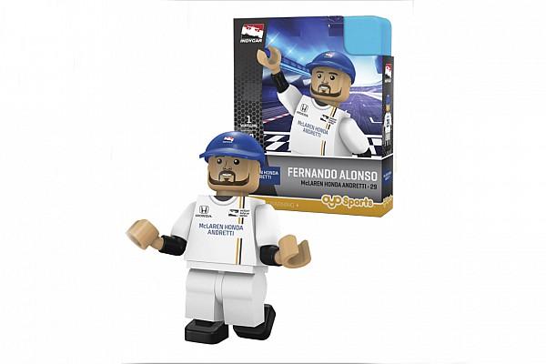 IndyCar Noticias de última hora Alonso ya tiene su muñeco para la Indy 500