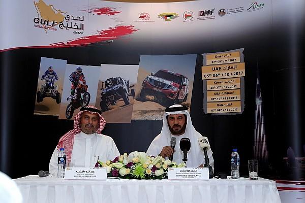 راليات شرق أوسطية أخرى أخبار عاجلة الكشف عن روزنامة الموسم الأوّل من تحدي الخليج لعام 2017
