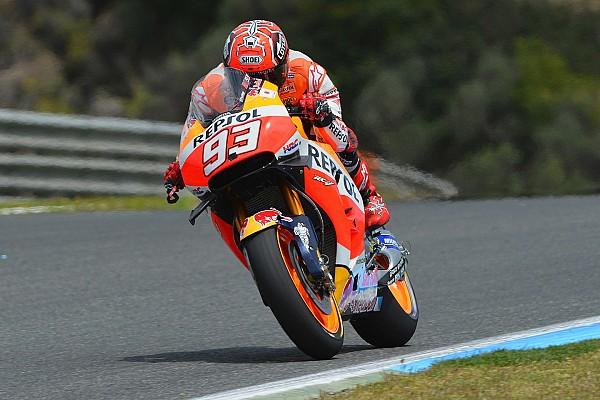 """MotoGP Noticias de última hora Márquez: """"La nueva chicane es tan rara que me gusta"""""""