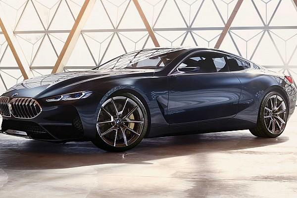 Automotivo Últimas notícias BMW Série 8 volta com conceito em Villa D'Este