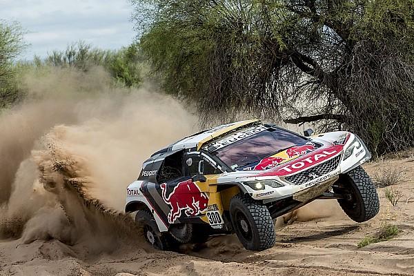 Dakar Noticias de última hora Peugeot se plantea dejar el Dakar si la normativa cambia