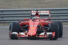 Formula 1 Pirelli: sarà Giovinazzi a effettuare il test con le rain a Fiorano