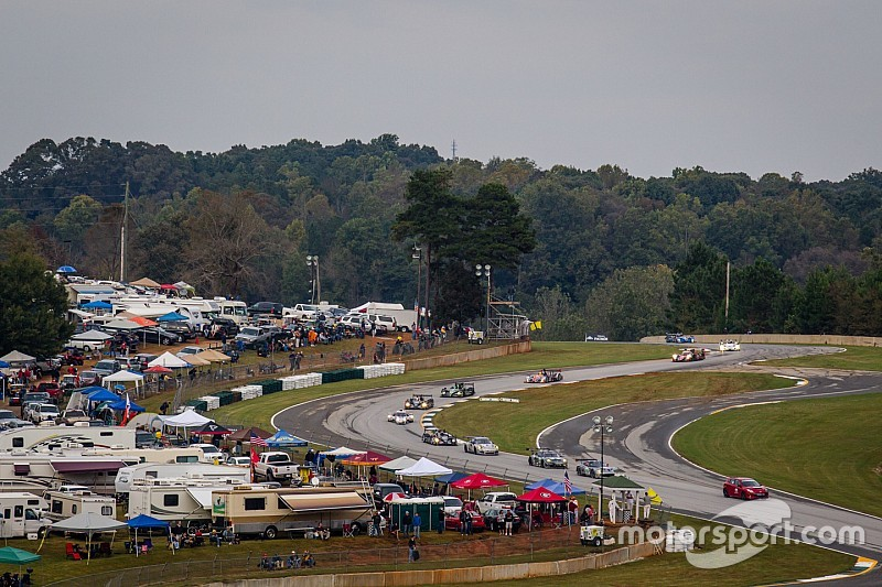 Volunteer killed during motorcycle race at Road Atlanta