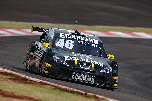 Stock Car Brasil Brazilian V8 Stock Cars: Max Wilson and Vitor Genz shine in the double header event at Cascavel