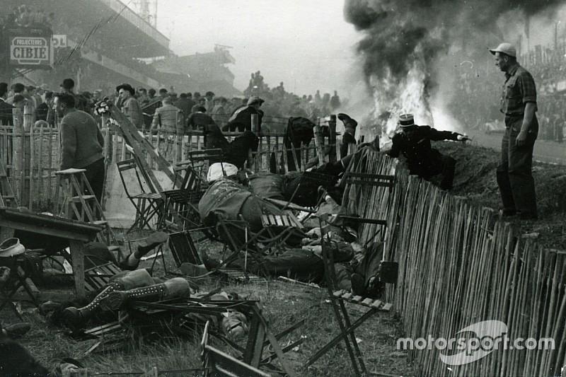 24 години Ле-Мана: катастрофа 1955 року