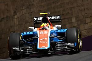 Formula 1 Nostalgia Lap kualifikasi terbaik Rio Haryanto di F1