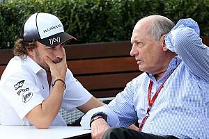 F1 Noticias de última hora Ron Dennis: