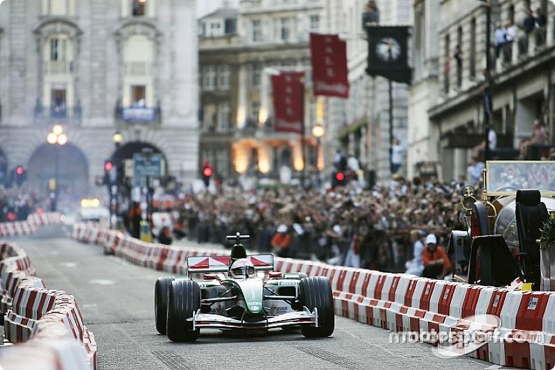 La Fórmula 1 invadirá Londres