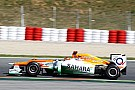 Formule 1 Mallya pas encore décidé sur un changement pour le nom Force One