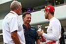 Horner: Vettel, Wolff'a bir şeyler söylemiş olabilir