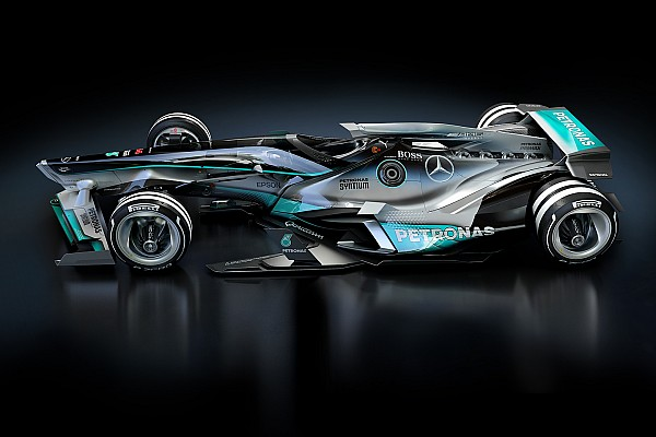 Galeri: 2030 yılında F1'de araç tasarımları nasıl olacak?
