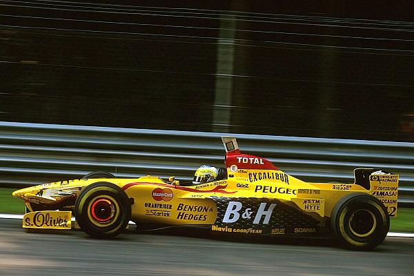 Галерея: коли Формула 1 вдягала жовту майку
