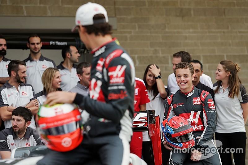 Ferrucci, Macaristan testinde Haas için piste çıkacak