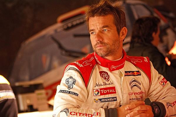 WRC Últimas notícias Loeb volta a pilotar carro do Mundial de Rali em teste