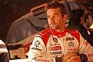 WRC Loeb volta a pilotar carro do Mundial de Rali em teste