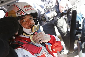 WRC Breaking news Citroen tak tutup kemungkinan kembalinya Loeb