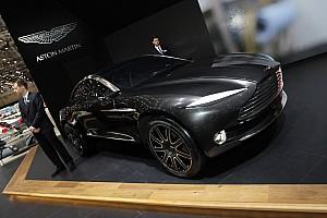 Automotive Nieuws Verrassing: Aston Martin DBX krijgt gewoon een V8 of V12