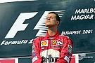 Fórmula 1 Há 16 anos: no tetra de Schumi, veja curiosidades de 2001