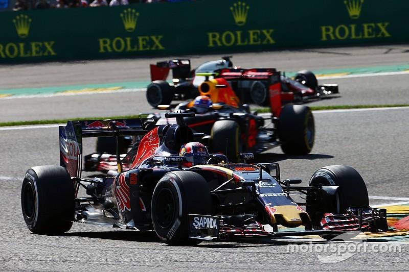 Toro Rosso verwacht moeilijkheden op Spa en Monza