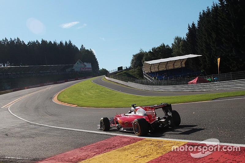 【F1】シーズン後半開幕戦ベルギーGP。DAZNの配信スケジュール発表
